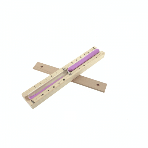 Holz Sanduhr Saunauhr